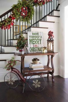 Greet guests every day with a holiday-themed entryway! Shop Kirkland's Christmasland collection and learn best practices by reading our 'Christmas Entryway' blog entry.