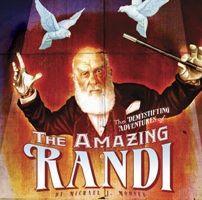 The Amazing James Randi.