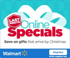 WALMART $$ Online Specials That Arrive by Christmas! Walmart Online, Walmart Deals, Disney Map, Real Milk Paint, New Testament Bible, Paint Color Chart, Free Christmas Gifts, Health Bar, Hot Cold Packs