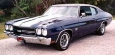 1970 Chevrolet Chevelle SS 454 is featured below, including videos of the 1970 Chevrolet Chevelle SS 454 in action, cool photos of the Chevy Chevelle SS, plus t-shirts and gifts for Chevelle owners and fans. I am a huge fan of this popular muscle...