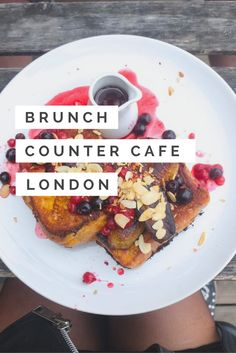Counter Cafe a coffee brewer, art gallery and my favourite brunch spot in East London. Situated on the bank of Regents Canal its the perfect place to chill out and enjoy the weekend. Full Review on Emma Inks Blog
