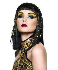 Cleopatra makeup. Repinned from Vital Outburst clothing vitaloutburst.com