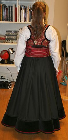 Beltestakk Folklore, Norway, Scandinavian, All Things, Traditional, Costumes, Formal Dresses, Fashion, Hipster Stuff