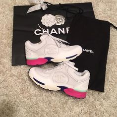 Chanel sneakers Brand new CHANEL Shoes Sneakers