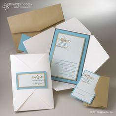 How To Make Pocket Envelopes For Wedding Invitations