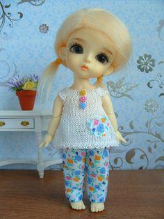Сахарная пудра. Весенняя коллекция для девочек Layti Yellow, Pukifee. / Одежда, обувь, аксессуары для шарнирных кукол БЖД, BJD / Бэйбики. Куклы фото. Одежда для кукол