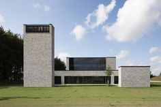 Crematório Comunal / Henning Larsen Architects
