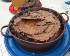 #Boroña preñada  #CocinaAsturiana
