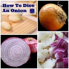Vegan Cooking 101: How To Dice An Onion http://www.veganbanana.com/how-to-dice-an-onion/