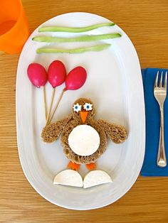 SimplyMe: Kids' Food Presentation Ideas - Moms Rock these Days!!!