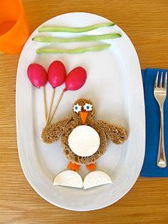 SimplyMe: Kids' Food Presentation Ideas - Moms Rock these Days!!!
