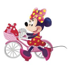 Disney's Minnie Mouse:)
