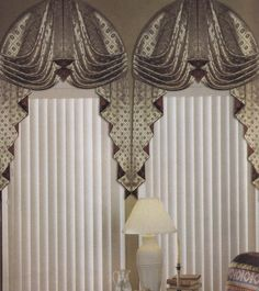 Arched Window Treatment Ideas - Better Homes and Gardens Online