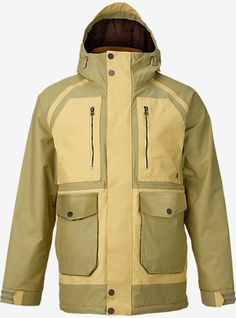 Burton Hellbrook Jacket | Burton Snowboards Winter 15
