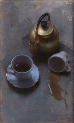 Jennifer Fairbanks, Spilled Tea III