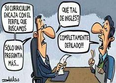 ¿Que tal tu inglés?