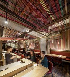 El Equipo Creativo fusiona la estética japonesa y peruana en Pakta, la nueva aventura de los hermanos Adrià. | diariodesign.com