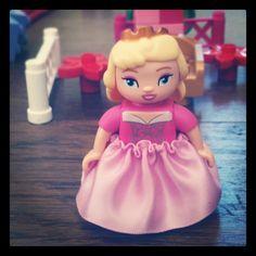 Lego Duplo Disney Princess :)    #LegoDuploParty