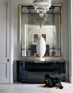 chandeliers|  determining location and size