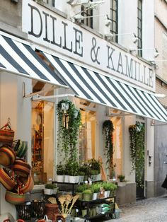 Dille & Kamille store for cookware and tablesetting | Vleminckstraat 9, Antwerp