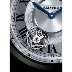 Calibre de Cartier Astrotourbillon watch, calibre9451 MC