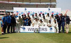 India Beat Bangladesh By 208 Runs, Extend Unbeaten Run in Tests to 19