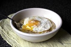 Bacon, Egg, and Leek Risotto | 25 Delicious Ways To Eat Eggs For Dinner