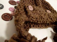 ILJUSENKA - crochet hat for boys or girls, unisex