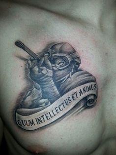 Tattoo police
