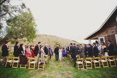 Elegant & rustic Pesacadero, California wedding. Tinywater Photography, http://tinywater.com.
