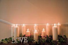 Blog de Organización de Bodas - Wedding Planner Madrid - Decoración con velas