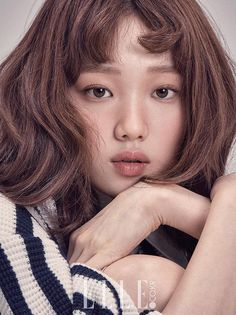 Lee Sung Kyung for Elle Korea February Photographed by Ahn Joo Young Elle Magazine, Kim Book, Gong Hyo Jin, Joo Hyuk, Korean Makeup, Kpop, Seong, Korean Actresses, Asian Actors