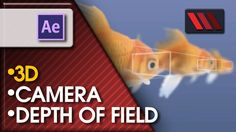 Adobe After Effects CS6 - 3D Camera Depth of Field (Tutorial by VOXLAB)