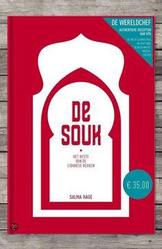 Cookbook 'De Souk' by Salma Hage. €35