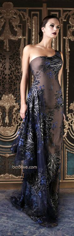Rami Kadi Couture Collection For Spring, Summer - Latest Fashion Styles For Women's 2016 2017 Women's Dresses, Elegant Dresses, Pretty Dresses, Elegant Gown, Dresses 2013, Couture Dresses, Wedding Dresses, Beautiful Gowns, Beautiful Outfits