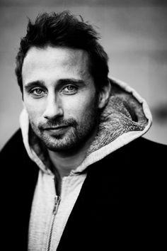 Matthias Schoenaerts (°1977), Belgian actor. Photo by Greetje Van Buggenhout