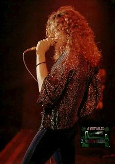 Robert Plant -- Remember this guy?? There will be no other!