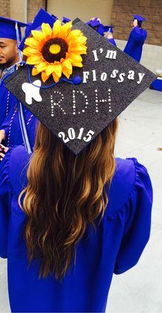 RDH Graduation Cap
