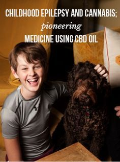 Childhood epilepsy and cannabis: pioneering medicine using CBD oil | massroots.com