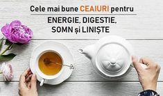 Cele mai bune CEAIURI pentru ENERGIE, DIGESTIE, SOMN și LINIȘTE Art, Medicine, Art Background, Kunst, Performing Arts