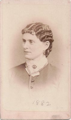 CDV 35: Photo dated 1882. Victorian Women, Female Photographers, Photos, Pictures, Frame, Art, Craft Art, Frames, Kunst