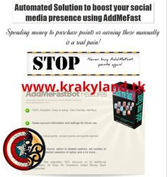 AddMeFast bot - free youtube subscribers - how to get followers