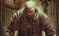Confira os Novos Detalhes da Revista Old Man Logan