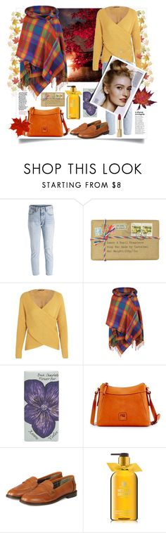 """Casual Clothes"" by natalyapril1976 ❤ liked on Polyvore featuring Castelbel, Vivienne Westwood, Rococo, Dooney & Bourke, Barbour, Molton Brown and Dolce&Gabbana"