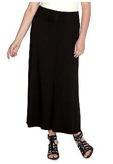 Karen Kane Plus Size Maxi Skirt, here again a basic I want to purchase