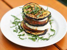 Grilling: Eggplant Caprese Recipe