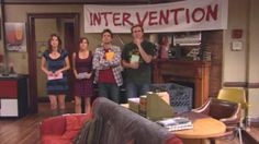 Intervention Banner Inspired by How I Met Your Mother