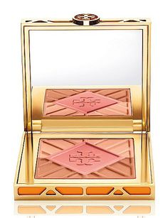 This Tory Burch bronzer and blush creates a healthy, sun-kissed glow year-round.