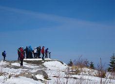 Splendide sommet du mont Hereford Crédit photo : MG Guiomar