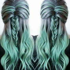 10 Hot Instagram Pastel Hair Color Ideas for Spring Summer 2015 - Part 1 - Vpfashion